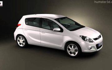 Hyundai i 20 - 2013